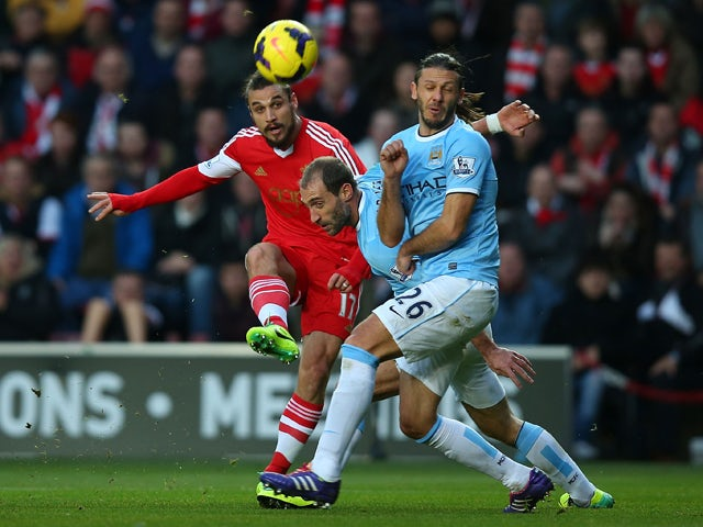 Result: Saints, City play out draw