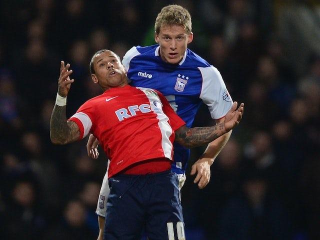 Result: Berra strike hands Ipswich victory