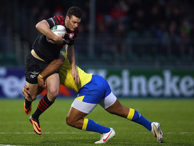Result: Saracens crush Zebre in Cup