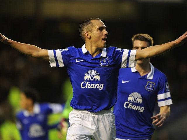 Result: Everton triumph over Fulham