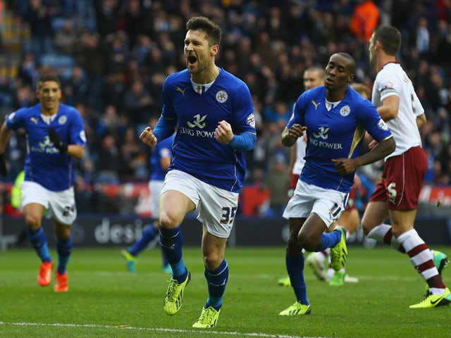 Result: Leicester City held by Burnley