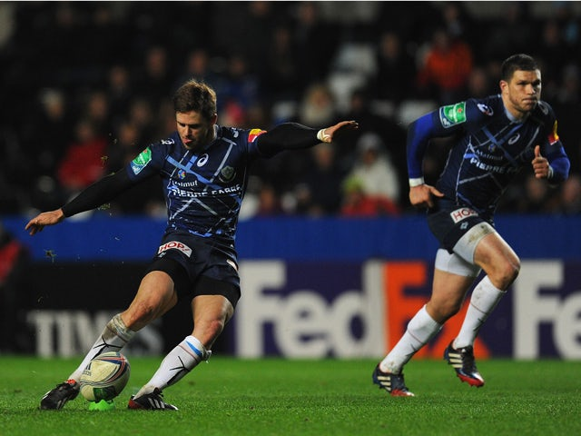 Result: Castres overcome Dragons in Europe