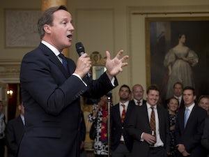 IOC president bemoans Cameron absence