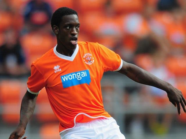 Result: Blackpool earn vital win against Wigan