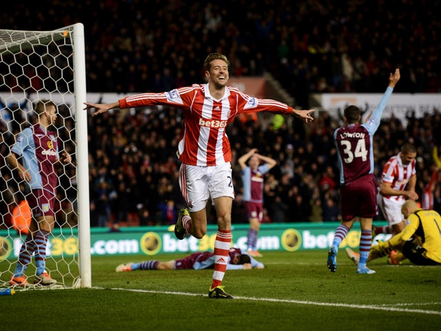 Result: Stoke squeeze past toothless Villa