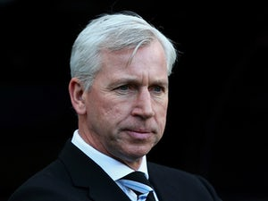 Pardew skips press conference