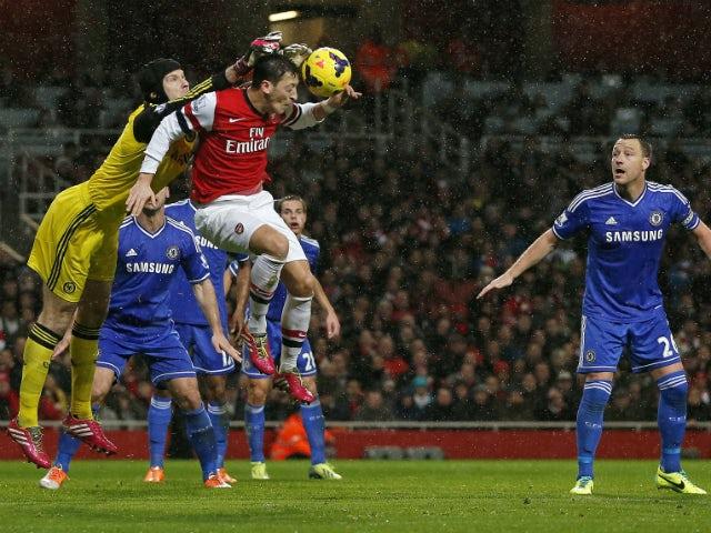 Result: Arsenal, Chelsea ends goalless