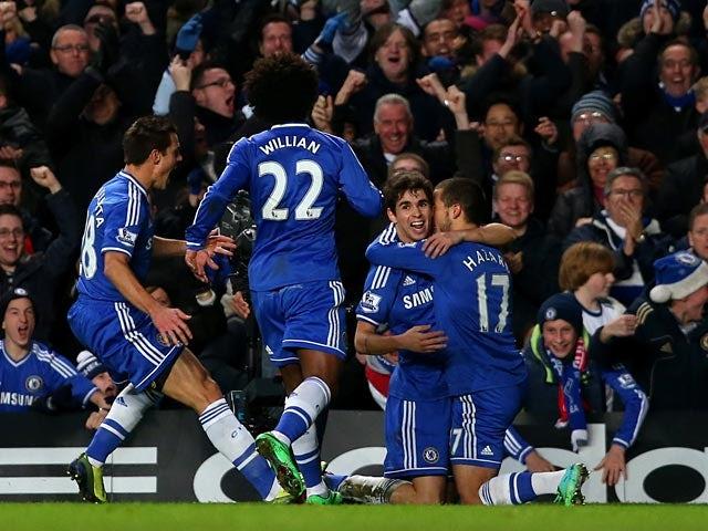 Result: Chelsea edge past Liverpool