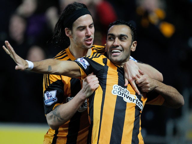 Result: Hull thrash Fulham