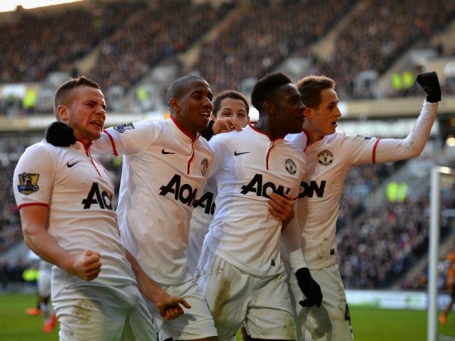 Result: United complete comeback win