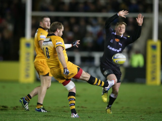 Result: Fifth Challenge Cup win for Wasps