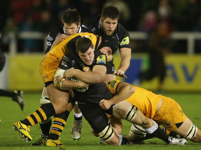 Result: London Wasps edge past Exeter Chiefs