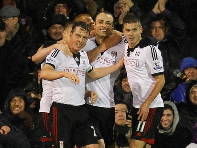Result: Berbatov strike hands Fulham victory