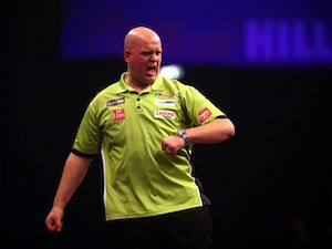 Result: Van Gerwen wins Players Championship title