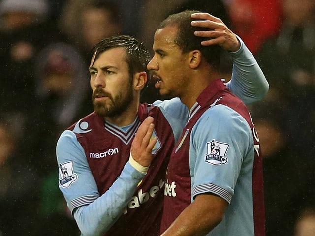 Result: Agbonlahor goal gives Villa win