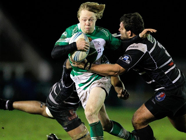 Result: Brive leave it late to edge out Falcons