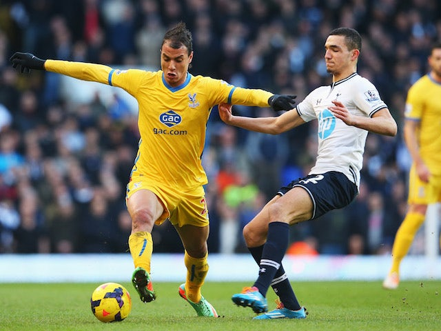 Result: Spurs seal 2-0 win over Palace