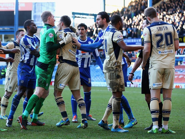 Result: Wednesday thump Leeds in Yorkshire derby