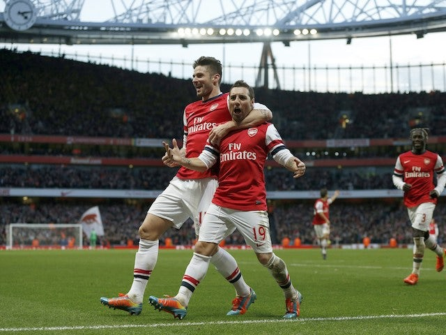 Result: Arsenal see off Fulham