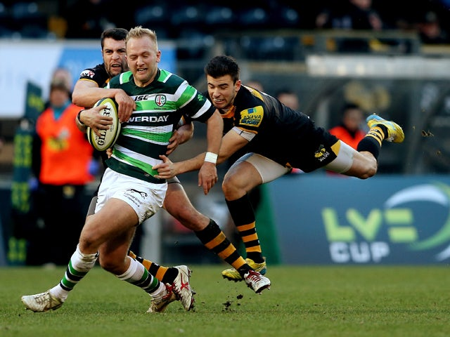 Result: Strong start helps Wasps to win