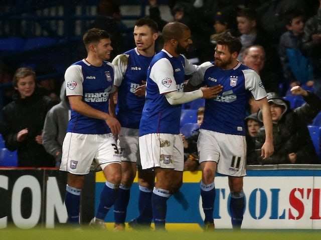 Result: Ipswich shut out Reading to win