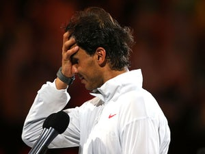 Nadal's back injury won't hamper season