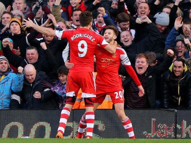Result: Southampton pile more misery on Fulham