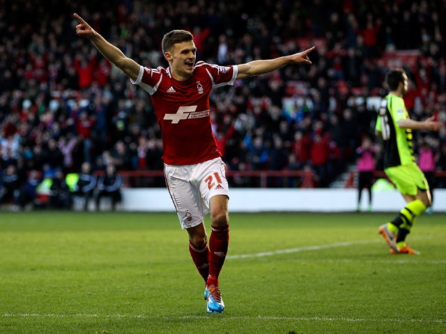 Result: Forest overcome Yeovil challenge