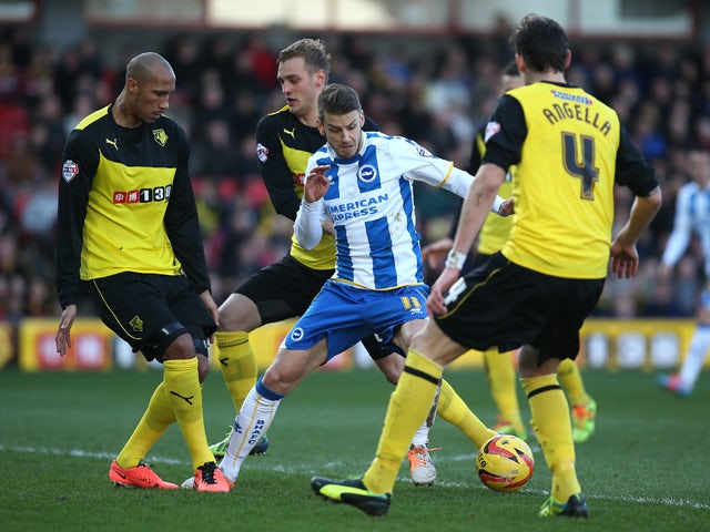 Result: Watford too good for Brighton