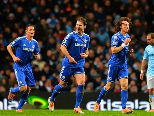 Result: Chelsea end City's winning streak
