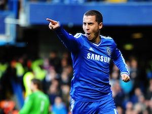 Mourinho confirms Hazard talks