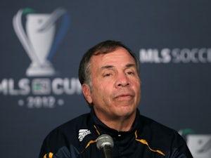 Bruce Arena quits as USA head coach