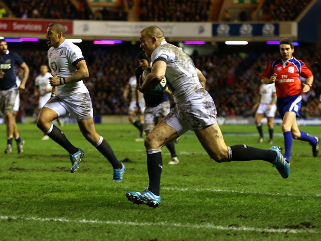 Result: England cruise to Calcutta Cup win