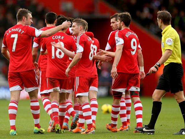 Result: Saints, Stoke share the spoils