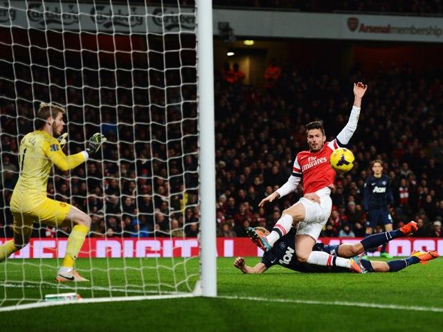 Result: Arsenal, United ends goalless