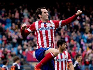 Godin rules out Atletico exit