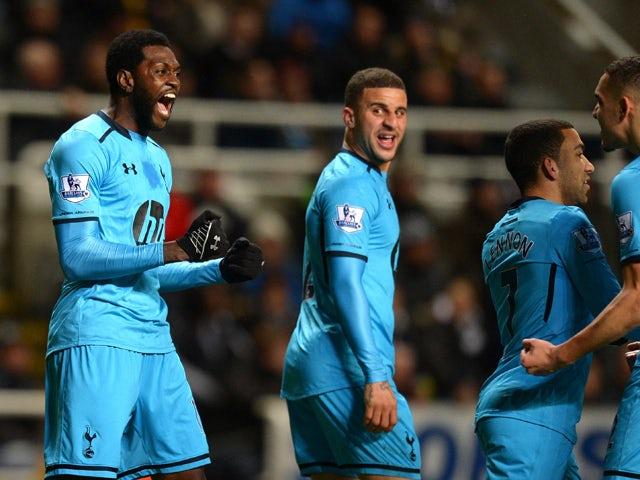 Result: Spurs hammer Newcastle