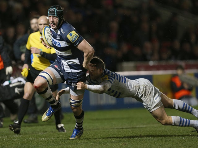 Result: Hodgson kicks Saracens to win