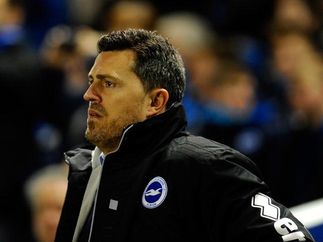 Result: Brighton put three past Charlton