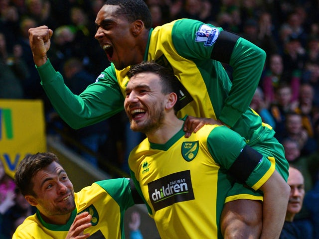 Result: Snodgrass wins it for Norwich