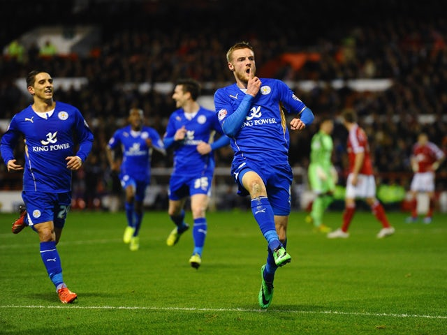 Result: Leicester cruise to comfortable win