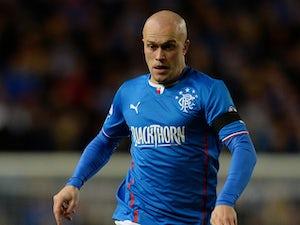 Half-Time Report: Rangers three up at Raith