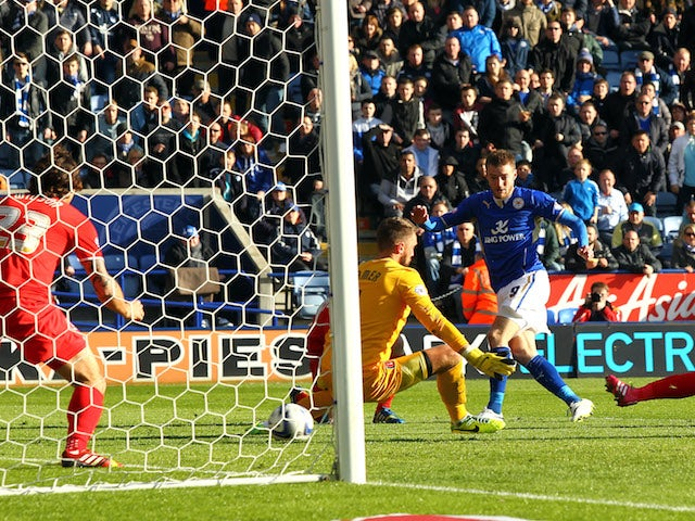 Result: Leicester cruise past Charlton