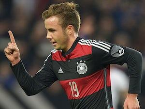 Gotze eyes Bayern improvement