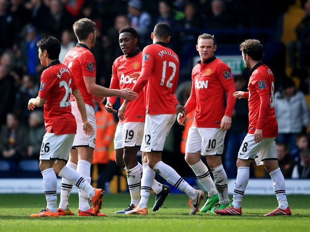 Result: Man United secure win at West Brom