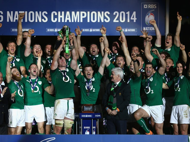 Result: Ireland beat France to clinch Six Nations