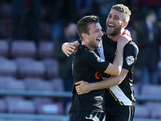 Result: Coventry late show stuns Port Vale