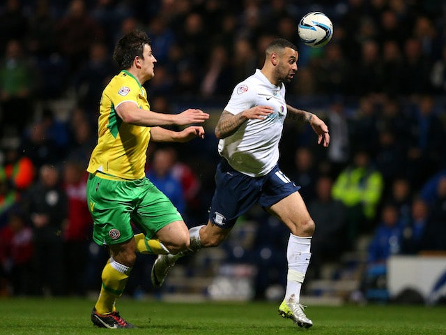 Result: Preston end Blades winning streak