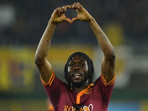 Gervinho signs new Roma deal