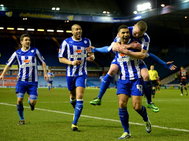 Result: Late Best strike hands Sheff Wed win